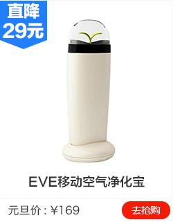 EVE移动空气净化宝