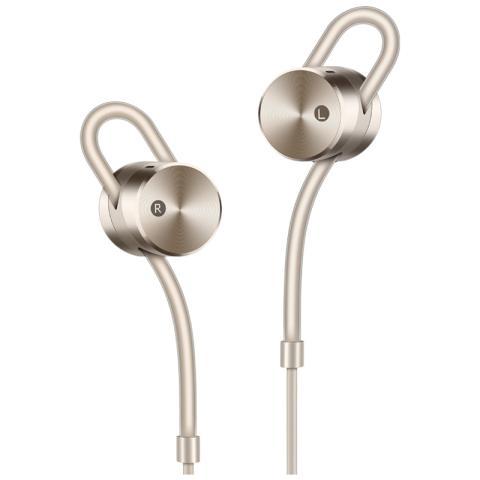 华为 主动降噪耳机 AM185(金色)
