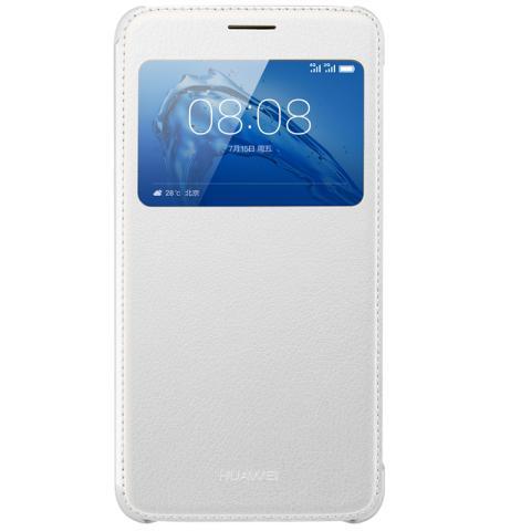 HUAWEI G9 Plus/麦芒5 智能开窗保护套(白色)