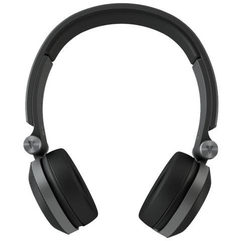 JBL E30 可折叠便携头戴式耳机(黑色)