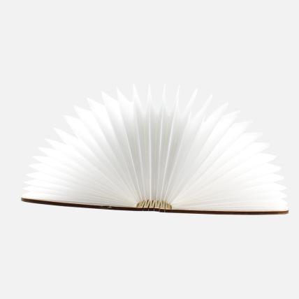创意折叠书灯(白色)图片