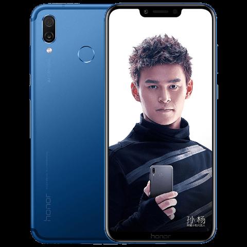 荣耀Play 全网通 4GB+64GB(极光蓝)