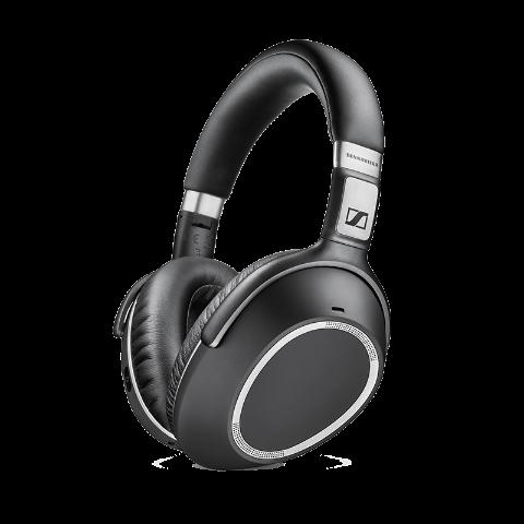 森海塞尔PXC550无线蓝牙专业主动降噪耳机 黑