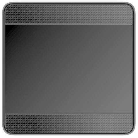 华为盒子 4K高清智能网络电视机顶盒(黑色)