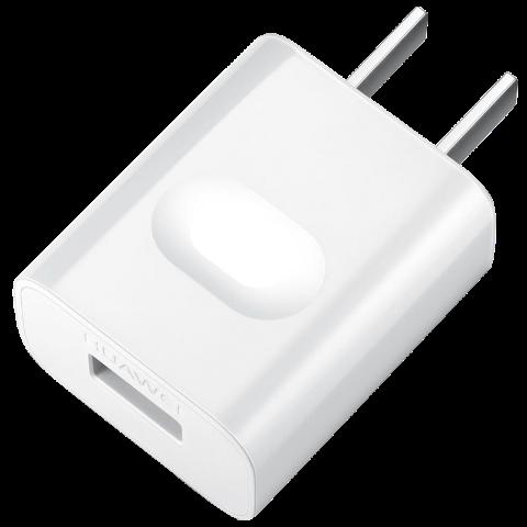 华为5V1A手机带线充电器
