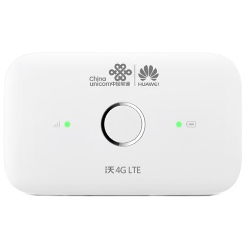 华为 E5573s 4g 无线路由器 直插SIM卡 移动随行WIFI(联通定制版)