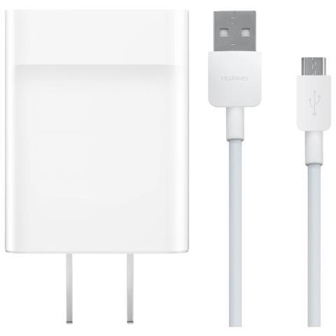 华为快充 9V2A手机充电器  带USB线