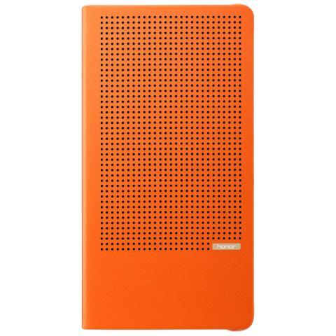 荣耀 NOTE 8 智能显示多功能保护套(橘色)