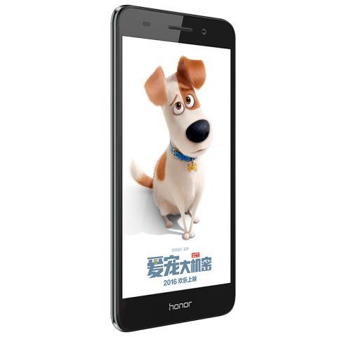 荣耀畅玩5A 双卡双待 移动版 智能手机(黑色)