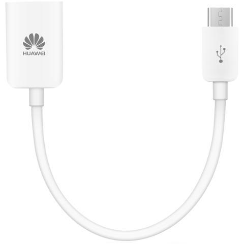 华为 高端数据线缆 支持OTG功能(白色)
