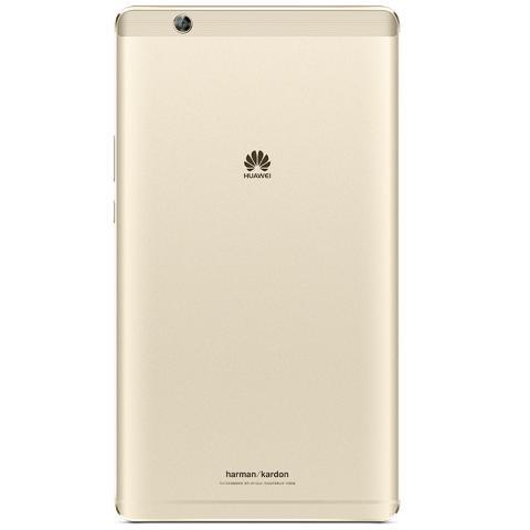 华为平板 M3 4GB+64GB  LTE版(日晖金)