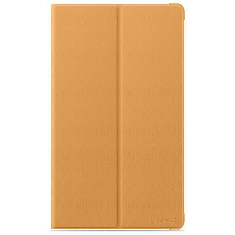 华为平板 M3 青春版 8英寸翻盖皮套(棕色)
