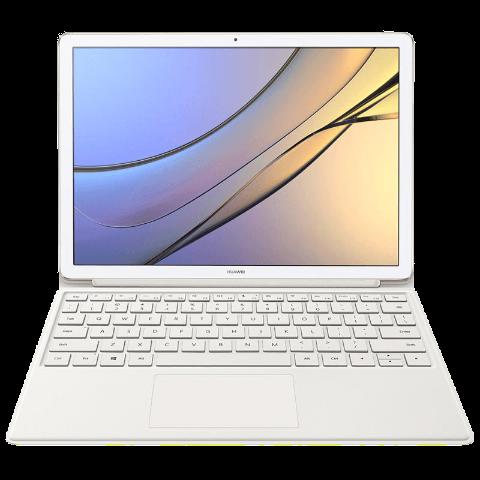 HUAWEI MateBook E(M3 +4GB+128GB)主机(香槟金)+键盘(棕色)