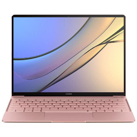 HUAWEI MateBook X(I5 CPU+8GB内存RAM+256GB )玫瑰金