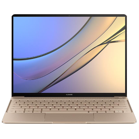HUAWEI MateBook X(I5 CPU+8GB内存RAM+256GB )流光金