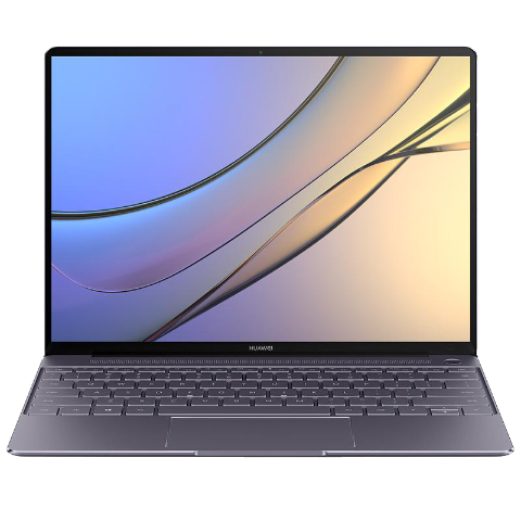 HUAWEI MateBook X(I5 CPU+4GB内存RAM+256GB)深空灰