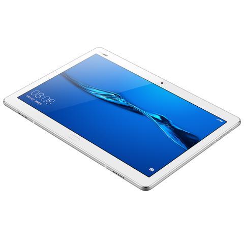 华为平板 M3 青春版 10.1英寸 3GB+32GB WiFi版(皎月白)