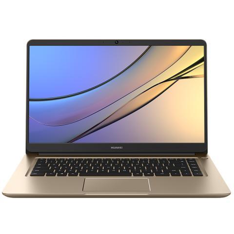 HUAWEI MateBook D(I5 CPU+8GB内存+128GB+500GB)香槟金