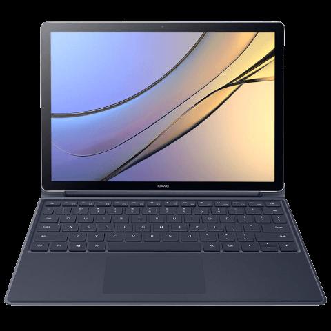 HUAWEI MateBook E(I5+8GB+256GB)主机钛银灰+键盘蓝色