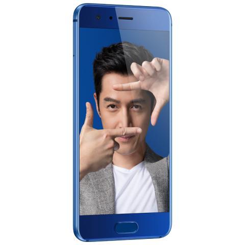 荣耀9 全网通标配版 4GB+64GB(魅海蓝)