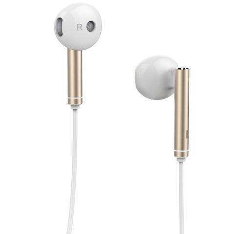 华为 AM116半入耳式耳机(金色)