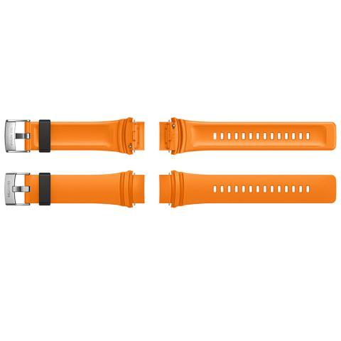 HUAWEI WATCH 2 运动表带无纹款(橙色)