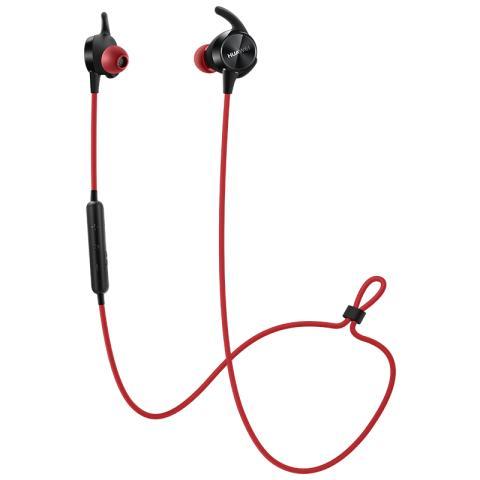 华为运动心率蓝牙耳机(红色)