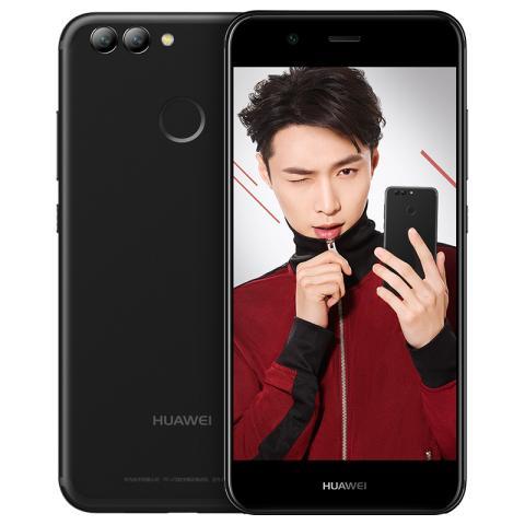 HUAWEI nova 2 Plus 4GB+64GB 全网通版(曜石黑)