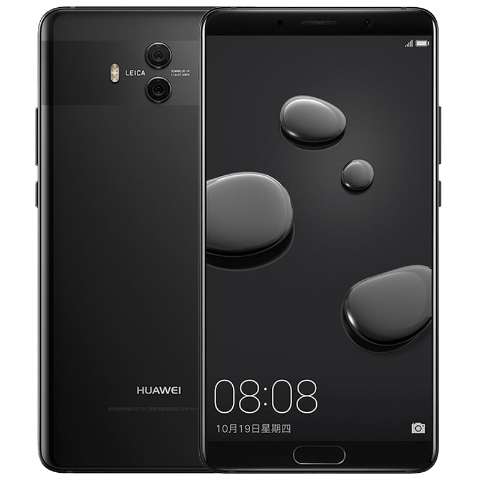 HUAWEI Mate 10 6GB+128GB 全网通版(亮黑色)