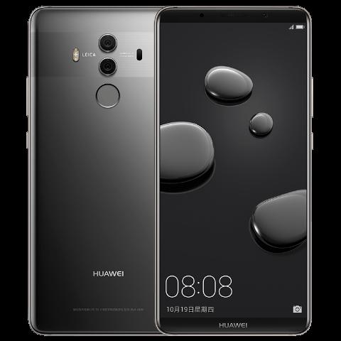 HUAWEI Mate 10 Pro 6GB+64GB 全网通版(银钻灰)