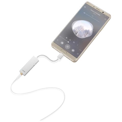华为数字耳放(Type-C转3.5mm耳机孔)