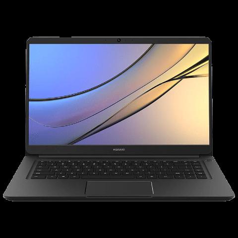 【新品】(华为)HUAWEI MateBook D(2018版)15.6英寸轻薄笔记本电脑 曜石黑+I5/8GB/256GB