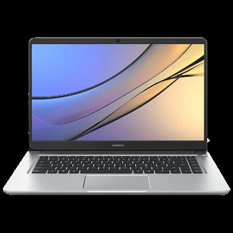 【新品】(华为)HUAWEI MateBook D(2018版)15.6英寸轻薄笔记本电脑 皓月银+I5/8GB/256GB