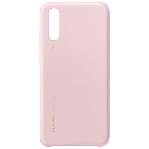 HUAWEI P20硅胶保护壳(粉色)