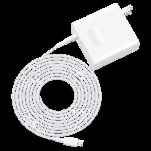 HUAWEI MateBook 系列笔记本电源适配器(白色)