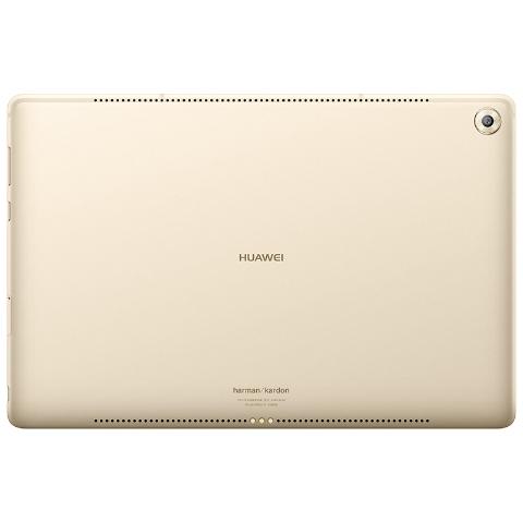 【新品首发】华为平板 M5 10.8英寸 4GB+32GB WiFi版(香槟金)