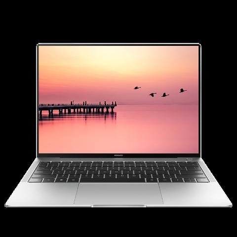 (华为)HUAWEI MateBook X Pro 13.9英寸笔记本电脑 皓月银 i5 8GB 256GB 集显
