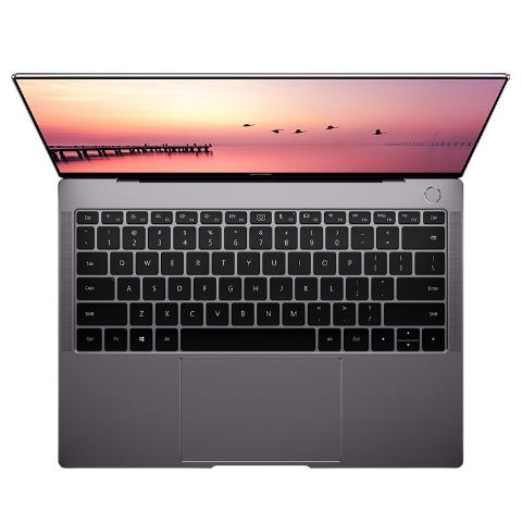 (华为)HUAWEI MateBook X Pro 13.9英寸笔记本电脑 深空灰 i5 8GB 256GB 独显