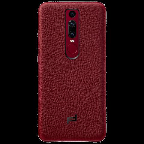 HUAWEI Mate RS 保时捷设计 真皮皮套(红色)