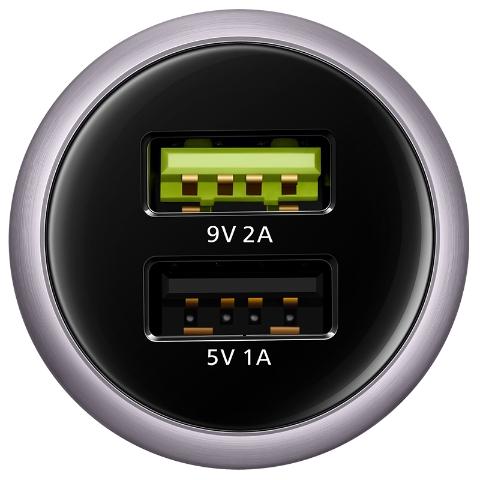 华为9V2A车载充电器