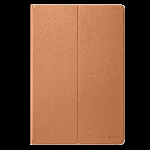 华为平板M5青春版10.1英寸翻盖保护套(棕色)