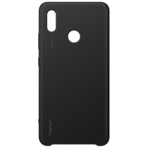 荣耀 Note10 硅胶保护壳(黑色)