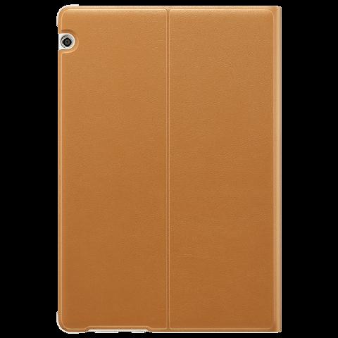 华为畅享平板10.1英寸翻盖保护套(棕色)