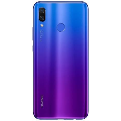 HUAWEI nova 3 6GB+128GB 全网通版(蓝楹紫)