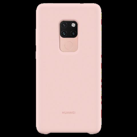 HUAWEI Mate 20 硅胶保护壳 (粉色)