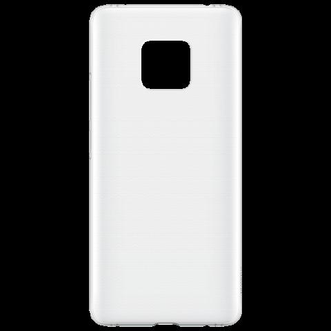 HUAWEI Mate 20 Pro 超薄保护软壳 (半透灰)