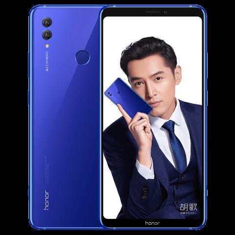 荣耀 Note10 6GB+64GB 幻影蓝 全网通