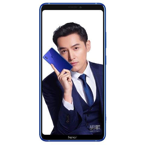 荣耀Note10 全网通 6GB+64GB 幻影蓝 AMOLED全面屏手机 AI智能 GT游戏加速 双卡双待 长续航