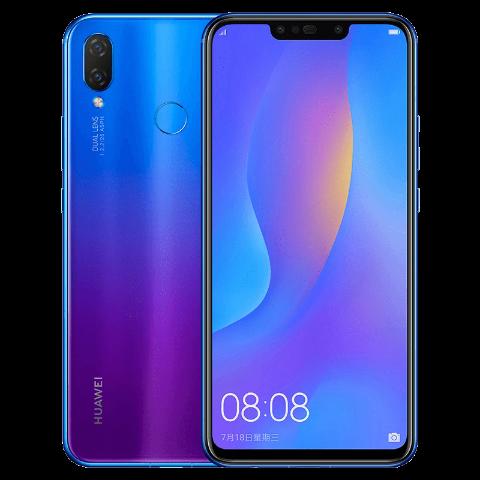 HUAWEI nova 3i 6GB+128GB 全网通版(蓝楹紫)