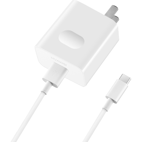 华为充电器SuperCharge快充版(Max 40W)